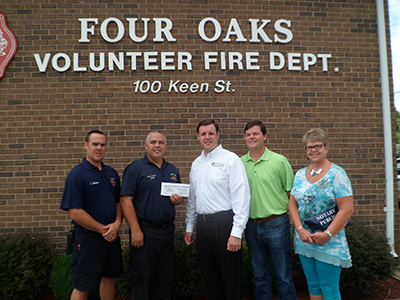 Four Oaks Fire Department