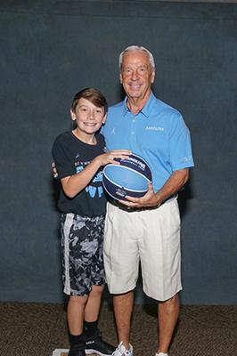 Brooks Moore and Roy Williams